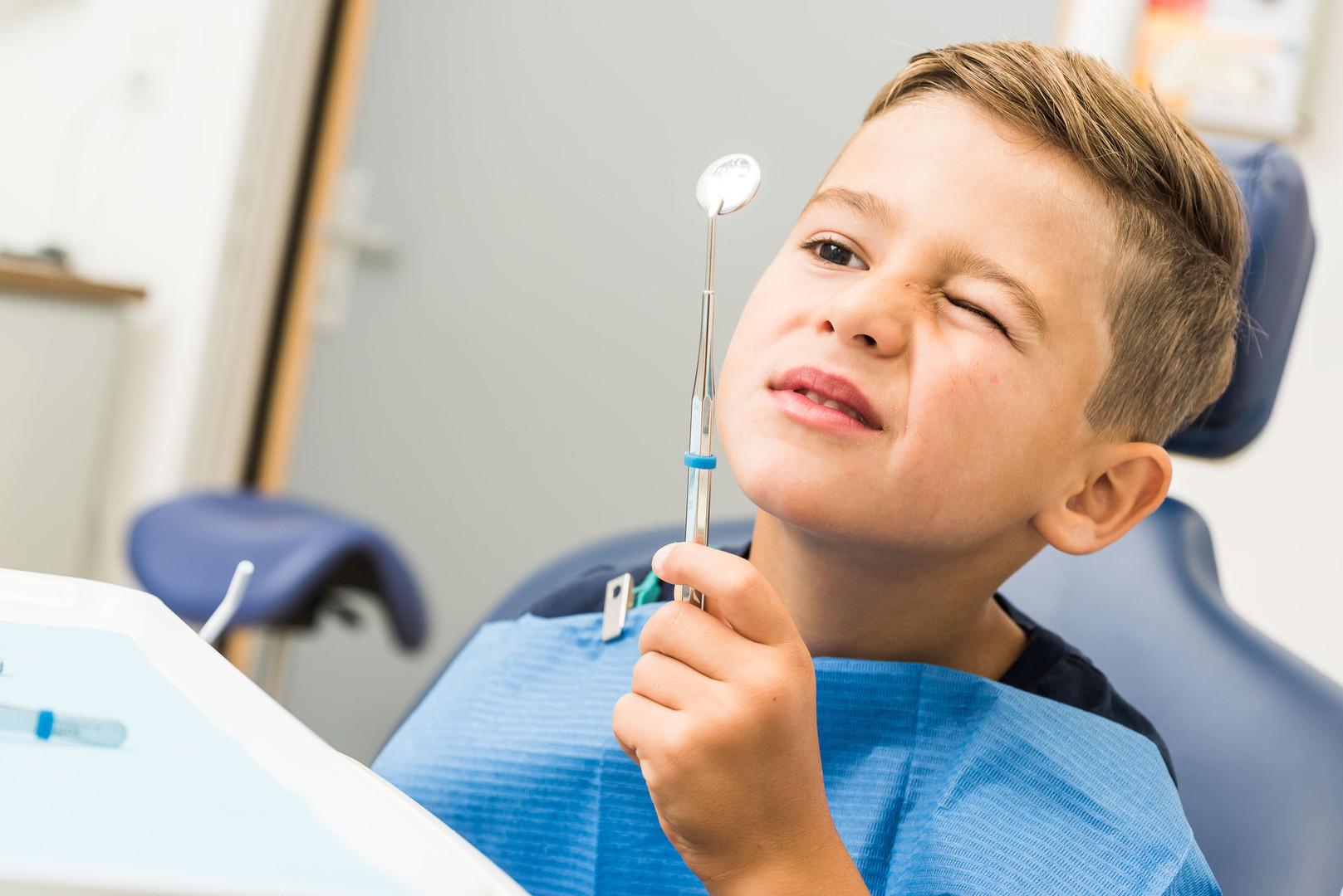 Kinderzahnheilkunde - Mund-Kiefer-Gesichtschirurgie Dorsten